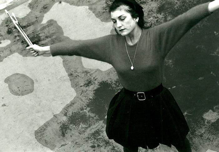 JulieFowell, 1983. Por Lisa Schiavon