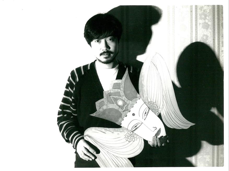 Yasuaki Shimizu, 1983. Autor/a desconocido/a.